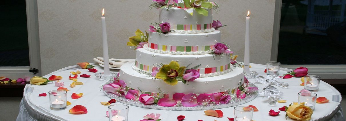 choisir wedding cake