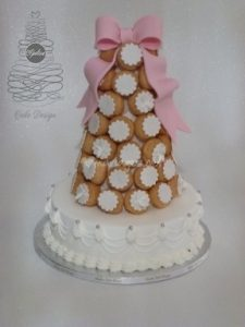 wedding cake lyon apoline cake design