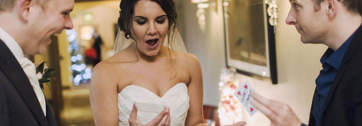 choisir un magicien mariage